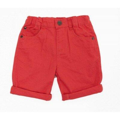 Boys Clothes - Milky Coloured Denim Shorts