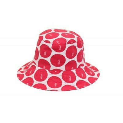 Girls Accessories - Hide and Seek Big Spot Hat Rosy