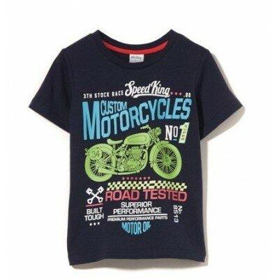 Milky Motorcycles Tee