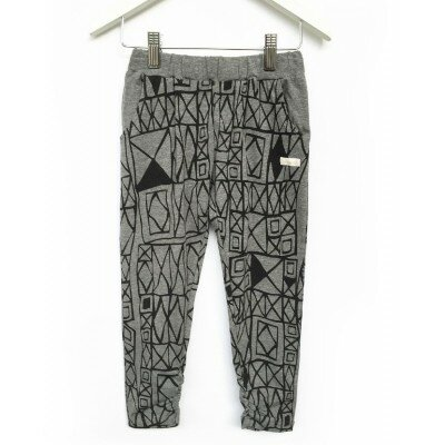 Girls Clothes - Freshbaked Geo Slouch Pants