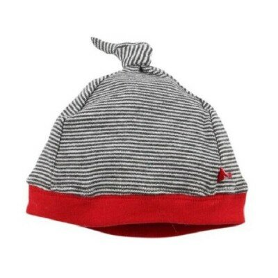 Baby Boy Accessories - Manhattan Stripe Knot Hat