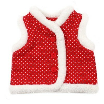 Baby Girl Clothes - Montreal Vest