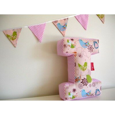 Nursery Decor - Flag Bunting