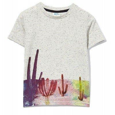 Boys Clothes - Milky Desert Tee