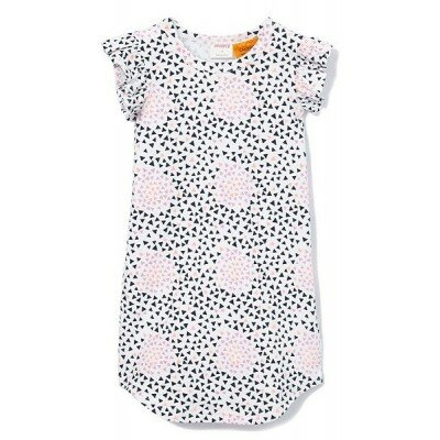 Girls Pyjamas - Milky Geo Nightie
