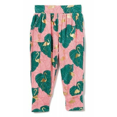 Girls Clothes - Milky Palm Pant