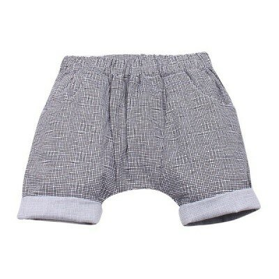 Baby Boy Clothes - Denver Check Shorts
