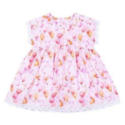 Baby Girl Dresses - Madison Balloon Print Dress