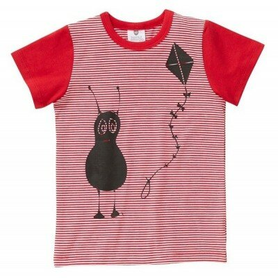 Hootkid Fly The Kite Tee
