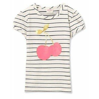 Girls Clothes - Milky Cherries Tee