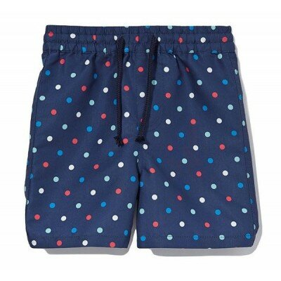 Boys Swimwear - Milky Spot Boardies