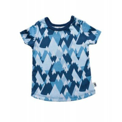 Little Bubba Mountain Tee - Funky Baby Boy Clothes