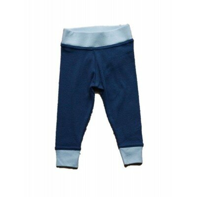 Little Bubba Denim Blue Leggings