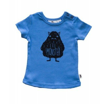 Little Bubba Monster Tee - Funky Baby Boy Clothes