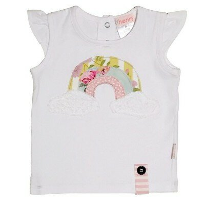 Girls Clothes - Love Henry Elka Rainbow Top