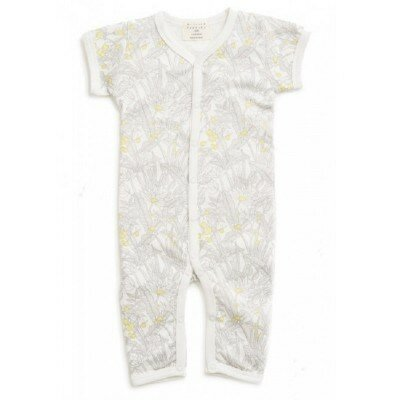 Baby Girl Rompers - Little Blossom Growsuit
