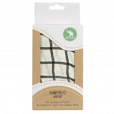 Baby Gift Ideas - All4Ella Bamboo Wrap Lines