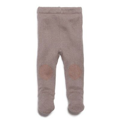Wilson and Frenchy Knitted Leggings - Smoke Grey