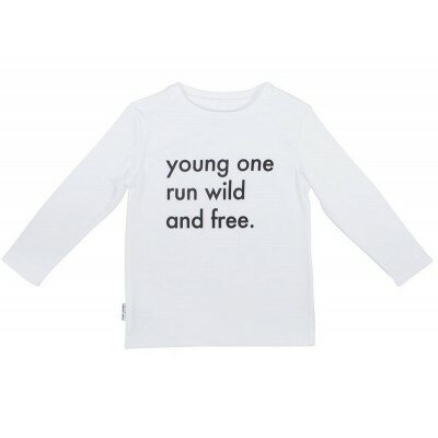 Tiny Tribe Young Ones Run Wild Tee