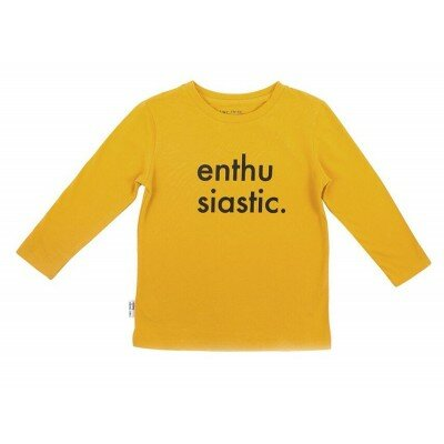 Tiny Tribe - Enthusiastic Tee