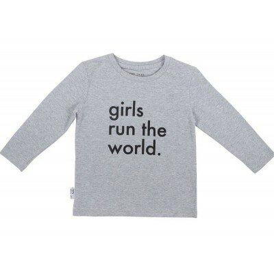 Tiny Tribe Girls Run The World Tee