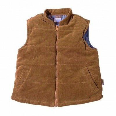 Boys Clothes - Love Henry Corduroy Vest