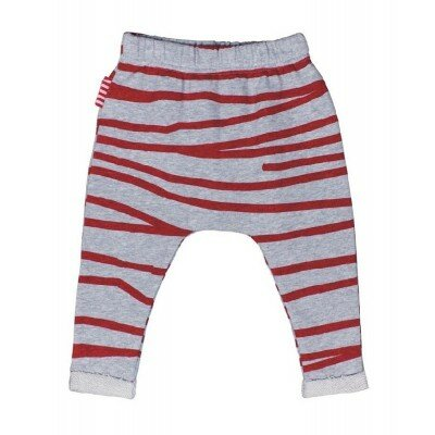 SOOKIbaby Sweat Leggings Red