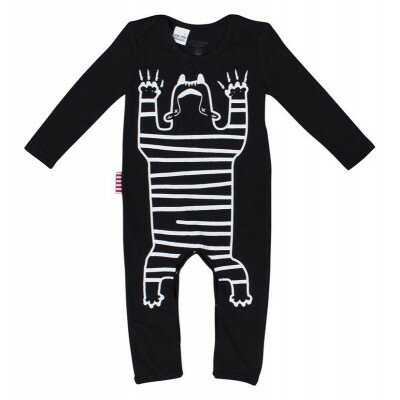 SOOKIbaby Tiger Romper - Cool Baby Boy Clothes