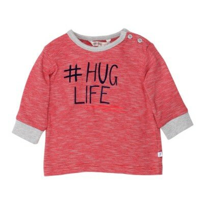Fox and Finch Baby Greenwich Hug Life Tee