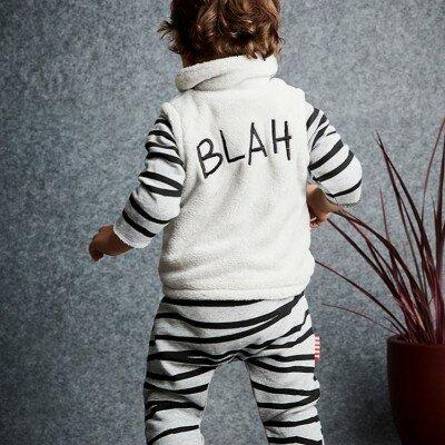 SOOKIbaby - Blah Blah Blah Vest