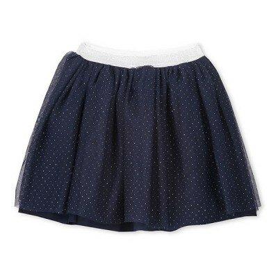 Milky Glitter Tutu Skirt