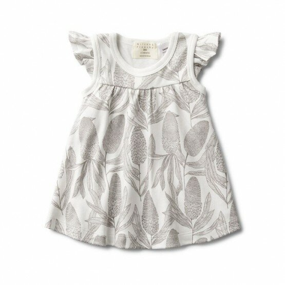 Wilson and Frenchy Banksia Dress
