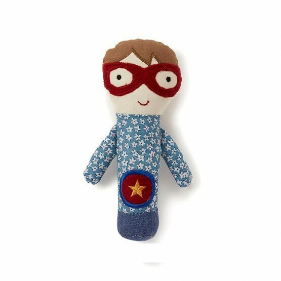 Nana Huchy Super Boy Rattle