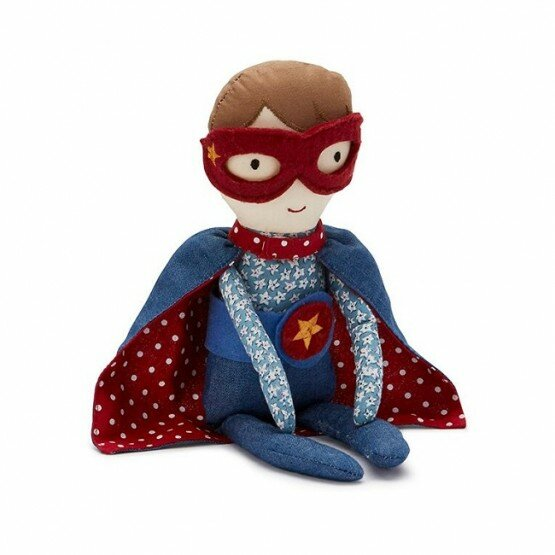 Nana Huchy Super Boy