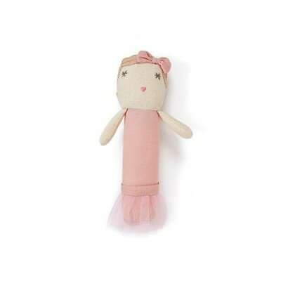 Baby Girl Gifts Australia - Molly Dolly Rattle