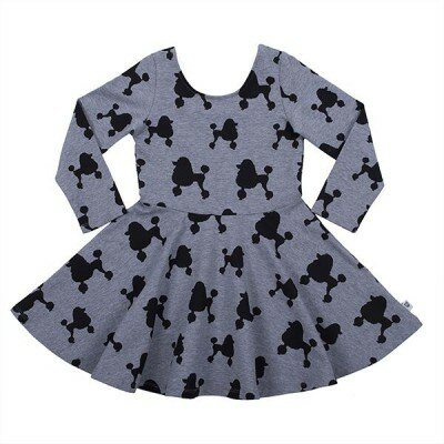 Hootkid Poodle Cassandra Dress