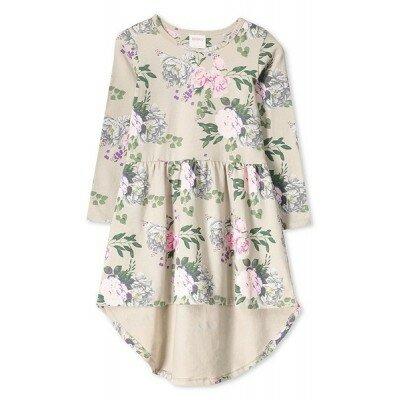 Milky Vintage Floral Dress