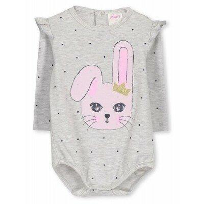 Milky Bunny Bubbysuit