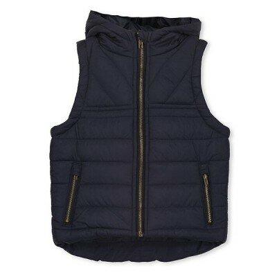 Milky Navy Vest