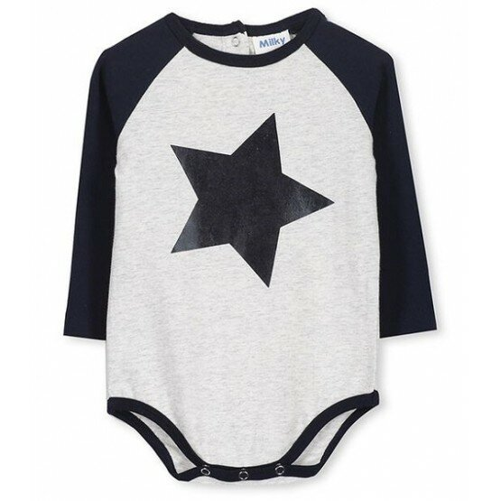 Milky Star Bubbysuit