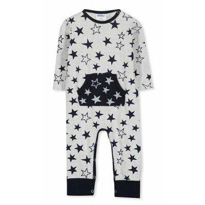 Milky Stars Romper