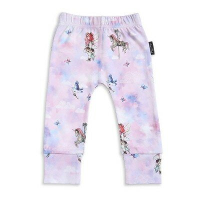 Aster and Oak Unicorn and Fairy Legging Pants