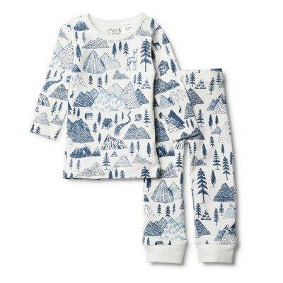 Wilson and Frenchy The Hills Pyjama Set