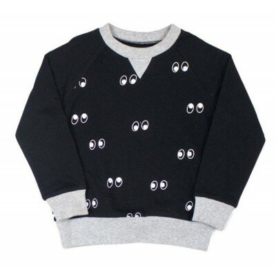 Tiny Tribe Ghost Eyes Sweater