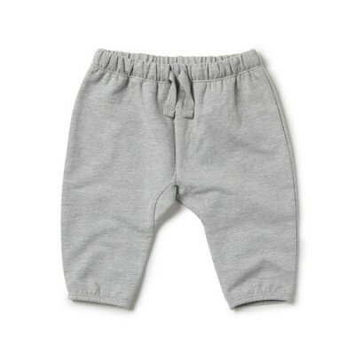 Wilson and Frenchy Grey Melange Slouch Pants