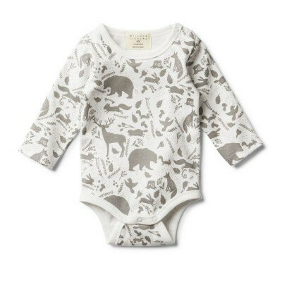 Wilson and Frenchy Wild Woods Bodysuit