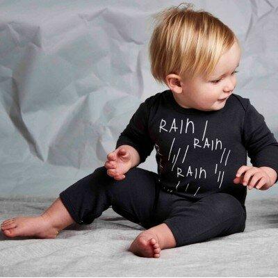 Rain Romper - Baby Boy Rompers