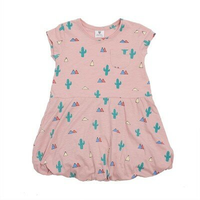 Hootkid Up and Away Dress