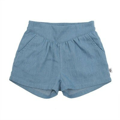 Hootkid Angelique Shorts - Chambray