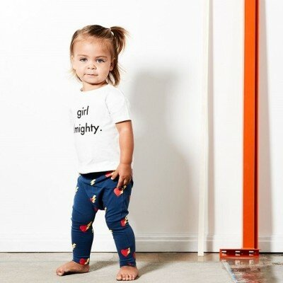 Tiny Tribe Girl Almighty Tee